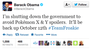 The Real Reason for the Government Shutdown