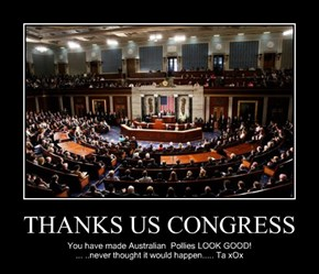 THANKS US CONGRESS