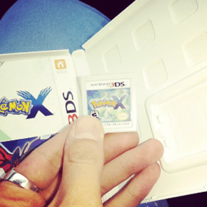 Pokemon X and Y Street Date Broken!
