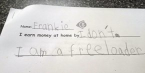 Frankie Is a Bum