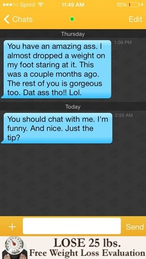 This Guy is a True Charmer