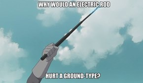 The One Thing That Doesn't Make Sense in Pokémon Origins