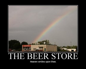 Even God Loves Beer