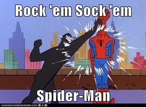 Rock 'em Sock 'em  Spider-Man