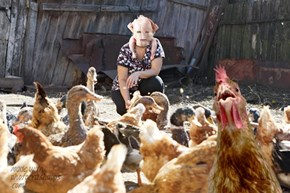 Chicken Lady