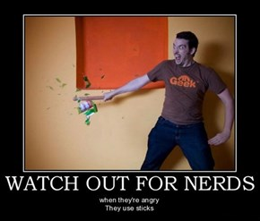 One Angry Nerd