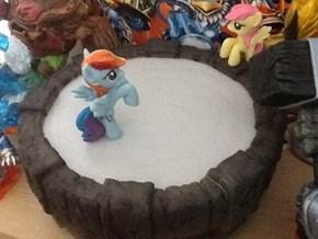 Pony Skylander
