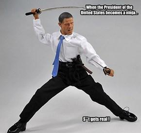 Obamaninja