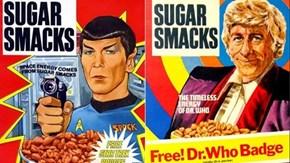 Sugar Smacks In Space!