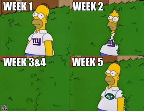 How NY Giants Fans Feel After Week 6