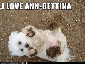 I LOVE ANN-BETTINA