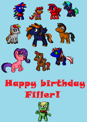 Today is Filler/ScootaBot RP'er's birthday!