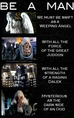 I'll Make a Whovian Out of You