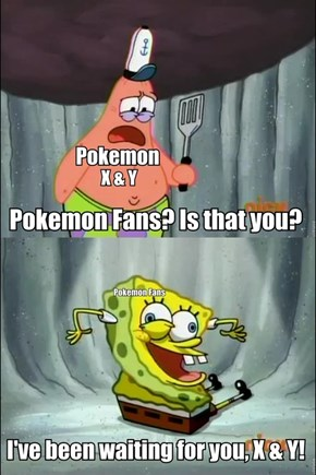Pokémon Fans Right Now
