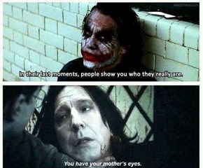 Snape Tugs At The Heartstrings