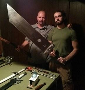 I Heard You Like Iconic Swords...