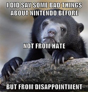 "Why I ""Hate"" Nintendo"