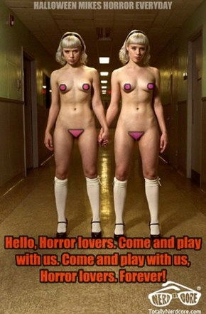 Horror Lovers - Come play with us!