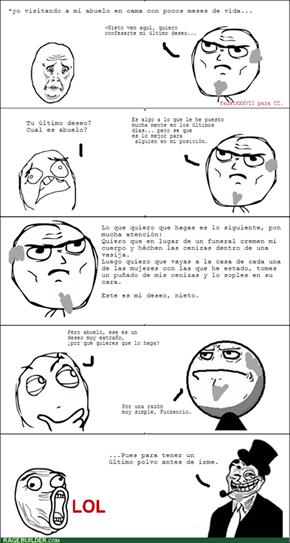 Abuelo troll