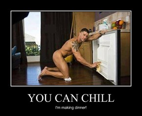 YOU CAN CHILL