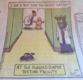 Diaper Testing