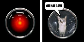 New Front Loading HAL 9000