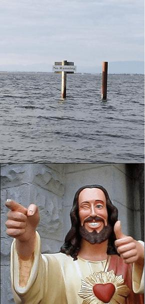 Troll Jesus