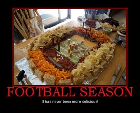 Football Season Is All About the Snacks