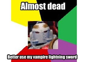 Space Marine Logic