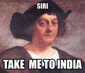How Columbus Ended Up in America