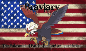 The Best Pokémon There is, Patriot