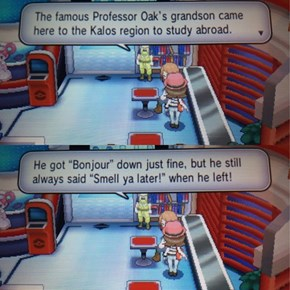 Same Old Gary Oak