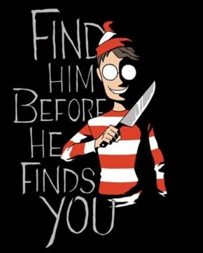 Where's Waldo: A Murderous Game
