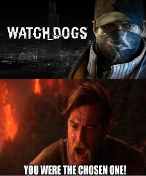 Watch_Dogs Was Meant to Bring Balance to the Next Generation