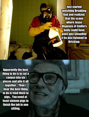 Bricktop's Advice