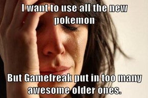 The Biggest Problem With Pokémon X and Y?