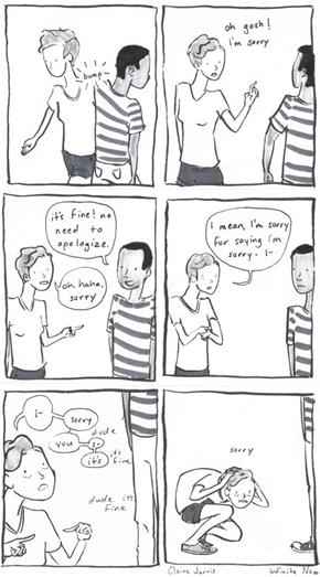Perpetual Guilt