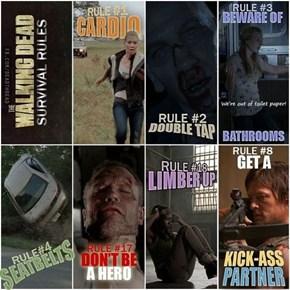 Walking Dead Meets Zombieland