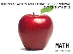 Getting Off Math Will Change Your Life