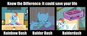Rainbow Dash's Least Favorite Board Game