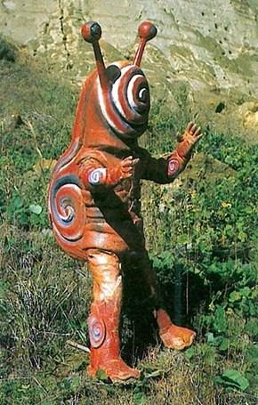 Snail Man