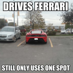 Good Guy Ferrari Owner