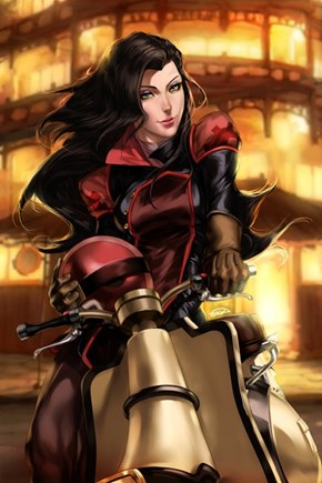 Asami Sato Can Hit Me Any Day