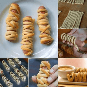 Make Your Own Nummy Mummies