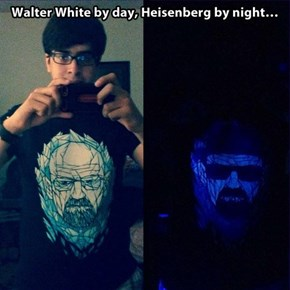 A Breaking Bad Look for Day and Night