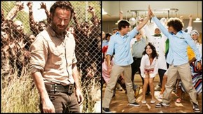 TWD Season 4 Premiere Edges Out High School Musical to Beome Top Non-Sports Broadcast In Cable History