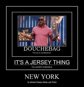 New Jersey Is in New York?