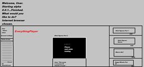 Kaden's 0.0.1 test, Demonstrates simple browser.