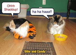 """Ollie and Candy"""