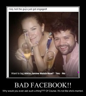 BAD FACEBOOK!!